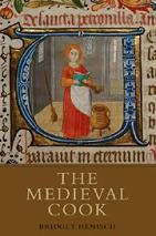 Recommended books book cover the medieval cook forumfinder Image collections