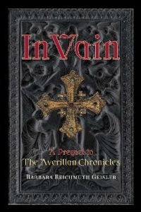 Book Cover - In Vain